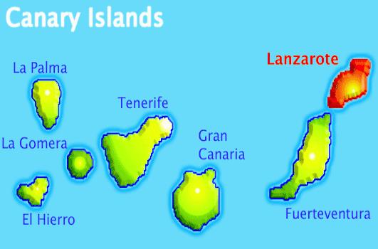 Alquilar Coche Canarias: Tenerife · Gran Canaria · Lanzarote · Fuerteventura · El Hierro · La Palma · La Gomera